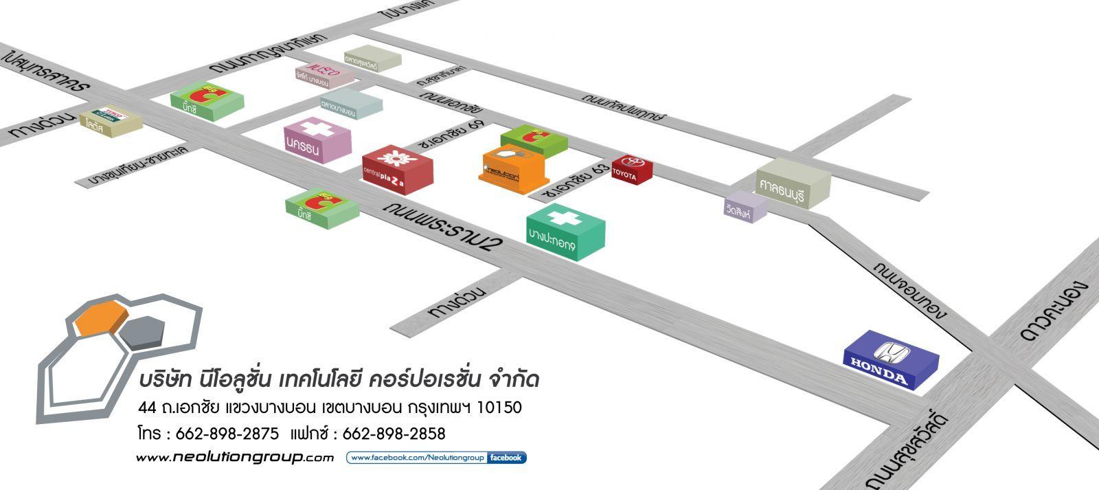 Map-Neolution