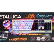 Neolution E-Sport Metallica (Black Switch)