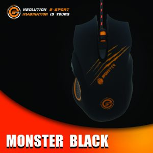 ปก Monster Black-Recovered