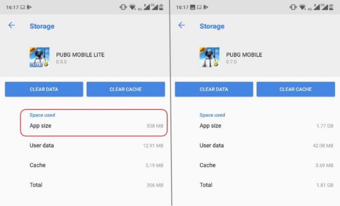 Pubg mobile low-cal is a tiny version of the legendary pubg mobile made specifica Pubg Mobile Lite