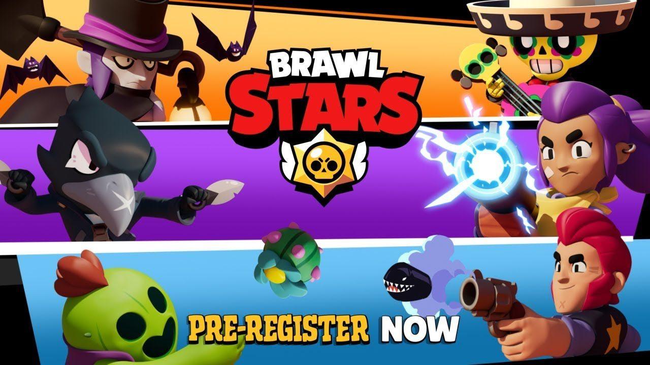 ตัวละคร brawl Stars